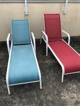 Lawn Chairs in Okinawa, Japan