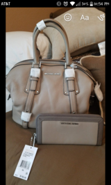 Michael Kors brand new Taupe in Conroe, Texas