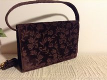 Evening women handbag in brocade velvet in Yucca Valley, California