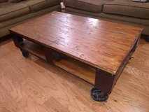 Reproduction Industrial Coffee Table in Columbus, Georgia