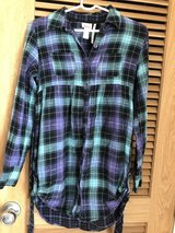 Girls Justice Long sleeve flannel shirt in Okinawa, Japan