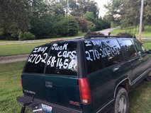 $$$$$$$$$$ CASH PAID FOR JUNK CARS TRUCKS VANS $$$$$$$$$$$$ in Fort Knox, Kentucky