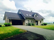 Beautiful free-standing house in Metterich in Spangdahlem, Germany