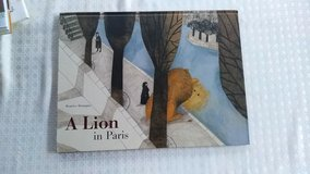 A Lion in Paris in Ramstein, Germany