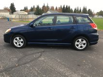 2003 Toyota Matrix RX Sport Wagon 5 Door hatchback in Travis AFB, California