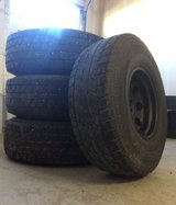 Truck tires and rims in Fort Carson, Colorado