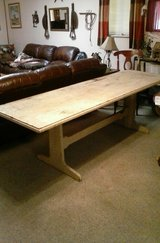 Long 8 Foot Antique Table - REDUCED in Rolla, Missouri