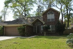 Kingwood, For Lease Two Story Home in Elm Grove. in Kingwood, Texas