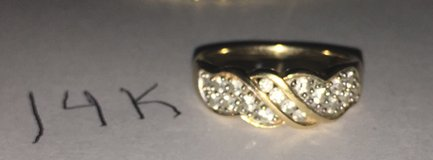14K GOLD RING in Plainfield, Illinois