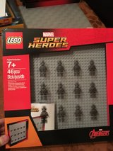 Lego Marvel Minifigure Display Case (Unopened) in Ramstein, Germany