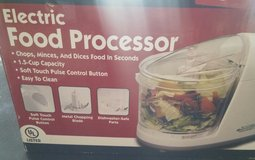 FOOD PROCESSOR in St. Charles, Illinois