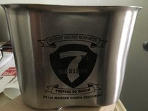 7th Marine Regiment Canteen Cup in Camp Pendleton, California