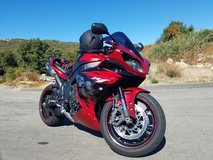 Yamaha r1 in Camp Pendleton, California