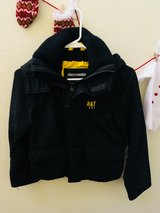 Abercrombie & Fitch Boy's Jacket (Size Small/Navy) $15 in Travis AFB, California