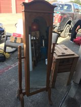 Antique Mirror / jewelry holder in Lackland AFB, Texas