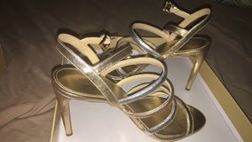 Michael Kors heels in Camp Pendleton, California
