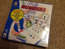Numbers learning set in Fairfield, California
