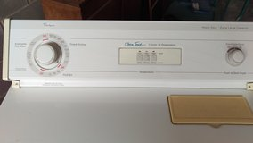 Whirlpool electric dryer in Lackland AFB, Texas