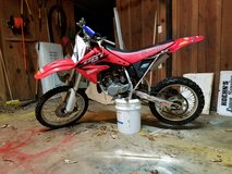 2006 Honda CR 85R Expert Dirt Bike in DeRidder, Louisiana