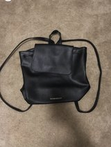 Victoria's Secret faux leather backpack in Camp Pendleton, California