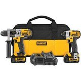 DeWalt  Hammer Drill & Driver Combo Kit in Conroe, Texas