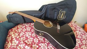 BRAND NEW Seagull Entourage CW Black GT QIT Acoustic-Electric Guitar WITH CASE in Fort Belvoir, Virginia