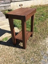 Small entry table in Greenville, North Carolina