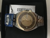 New SEIKO authentic  watch in The Woodlands, Texas