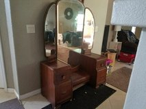 antique waterfall dresser in Cleveland, Texas