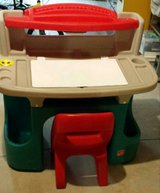 Step 2 Kids Table and Chair in bookoo, US
