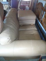 leather couch and automan in Leesville, Louisiana