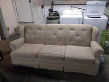 Couch for garage in Fairfield, California
