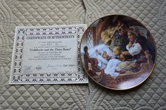 Collectible Plate in Fort Leonard Wood, Missouri