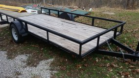 6x14 trailer- excellent condition in Fort Leonard Wood, Missouri