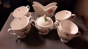 Lenox Butterfly Coffee Set 10 Pieces in Ramstein, Germany