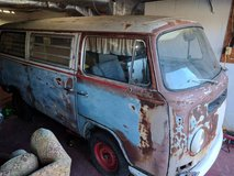 72 VW Bus Type IV transporter NEW Engine and custom carbs! in Fort Campbell, Kentucky