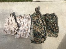 MARPAT utilities in Oceanside, California