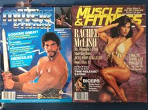 Magazine: Muscle & Fitness in Byron, Georgia