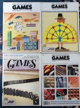 Magazine: Games in Warner Robins, Georgia
