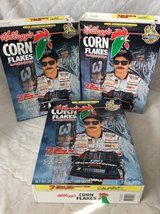 Earnhardt Corn Flakes Boxes in Perry, Georgia