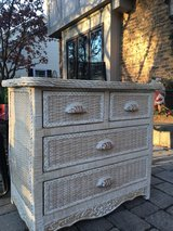 : ) Pier 1 Wicker Dresser /Nightstand >>Very Nice! in Lockport, Illinois