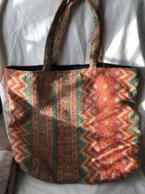 **REDUCED** Extra Large Cotton Tote Bag in Plainfield, Illinois