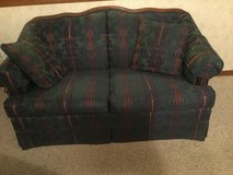 Couch & loveseat in Fort Leonard Wood, Missouri
