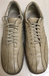 Men's Tan Leather Shoes in Okinawa, Japan