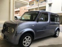 2003 Nissan Cube 3 / Seats 7 with very low Km / Super Clean in Okinawa, Japan