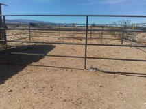 Pipe Corral Panels in 29 Palms, California