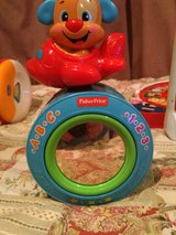 Fisher Price Rolling Toy-Makes sounds in Hopkinsville, Kentucky