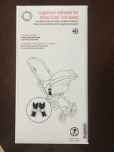Bugaboo adapter for maxi-cosi car seat in Grafenwoehr, GE