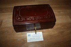 Beautiful Hand carved Wooden Jewelry Boxes See details in Ramstein, Germany
