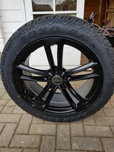 20in Rims with All Season Tires (M+S) in Wiesbaden, GE